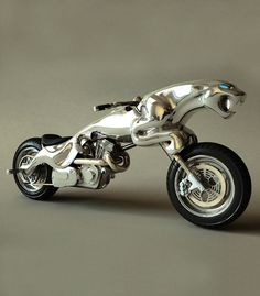 Night Shadow by Massow Concept Motorcycles