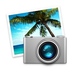 'iPhoto' and the new 'Photos' app on Macs - When you have an apple product it is easier to upload photos through iPhoto because it automatically uploads when you connect it to you Mac. This is how I imported all footage for my project.