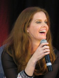 Rebecca Mader's Panel at #LondonCon (22 to 24 April)