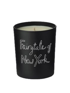 The Bella Freud Fairytale of New York Candle is inspired by the ultimate punk rock love song, written by Shane MacGowan, the wild genius of rock and Candle Jars, Candles, Bella Freud, Love Songs, Punk Rock, Fairy Tales, Wax, New York, Romantic