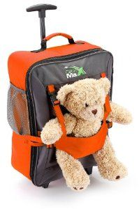 Cabin Max Bear - child's carry on luggage with space for soft toy