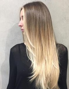 Straight Hairstyles for Long Thin Hair 2018