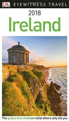 From touring historic castles to exploring the countryside along the mystical Ring of Kerry to drinking Guinness in Dublins coziest pub experience the best of what the Emerald Isle has to offer.  Discover DK Eyewitness Travel Guide: Ireland.  Hotel and restaurant listings and recommendations. Detailed itineraries and dont-miss destination highlights at a glance. Illustrated cutaway 3-D drawings of important sights. Floor plans and guided visitor information for major museums. Full-color…