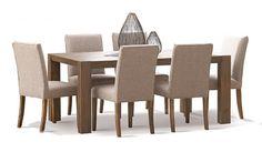 Blair 7 piece dining suite