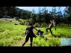 // Square Enix have released an in-game trailer for the upcoming Final Fantasy XV. in NEWS