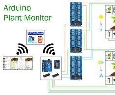 Arduino Plant Monitor - All