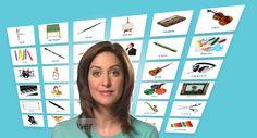 portal basado en vídeos que contiene más de 500 actividades creadas específicamente para enseñar inglés a los niños.