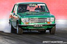 Onlymodifiedcars: A 9-second, 700hp, Street-legal Datsun 510