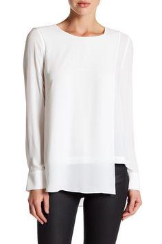 Image of BCBGMAXAZRIA Aidyn Woven Shirt