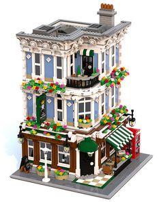 21 Various DIY Display Case Ideas to Keep your Beloved Stuff! - Home Decor Ideas Hama Beads Minecraft, Minecraft Lego Sets, Perler Beads, Lego Modular, Lego Design, Lego Moc, Lego Technic, Lego Friends, Pokemon Lego