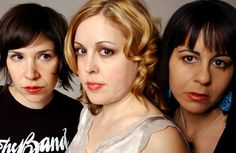 "Sleater-Kinney are back. The band will release their first new album in a decade in January via Sub Pop Records - get the details here, and listen to the first new single, ""Bury Our Friends"" #punk #indie #sleaterkinney"