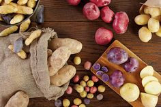 Potato Power: The Ultimate Down-to-Earth Vegetable - Food & Nutrition Magazine - March-April 2015