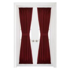 Royal Velvet® Supreme Rod-Pocket Lined Door Panel  found at @JCPenney