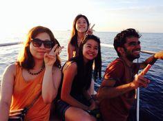 Sunset Cruise Tour - Club Paradise - Coron PALAWAN PHILIPPINES