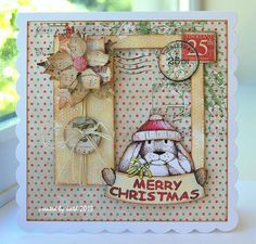 Kath's Blog......diary of the everyday life of a crafter: Christmas Post Collection...