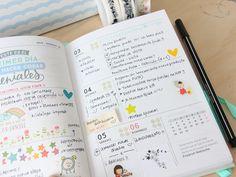 Little Hannah: Inspiración: Pequeñas agendas, grandes detalles