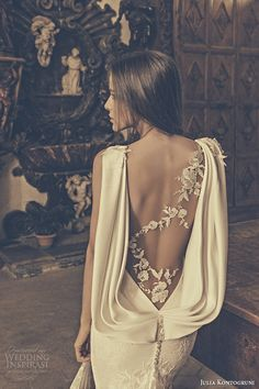 Julia Kontogruni Fall 2015 Wedding Dresses