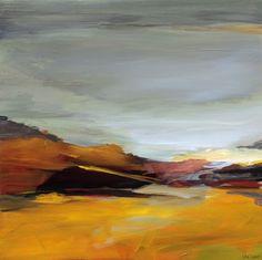 Ute Laum | Sylt I - Acryl, 80x80