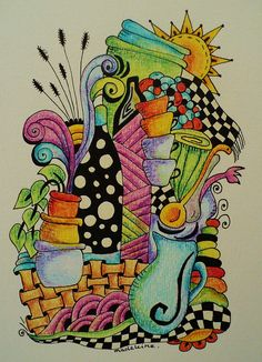 paint and tangle