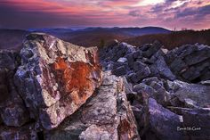 View from Blackrock Summit in Shenandoah National Park, VA. Photographed by Brent McGuirt. Shenandoah River, Shenandoah National Park, National Trails Day, National Parks, Thru Hiking, Hiking Trails, Continental Divide, Pacific Crest Trail, Appalachian Trail