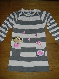 Charlie and Lola winter dress