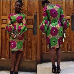 African Off Shoulder Pencil Dress Ankara Dress African African Dresses For Women, African Print Dresses, African Print Fashion, African Attire, African Wear, African Women, Fashion Prints, African Outfits, Men's Fashion