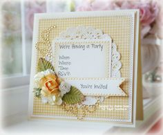 EwenStyle: Party Invitation