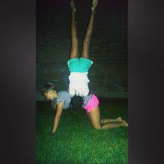 2 person stunt