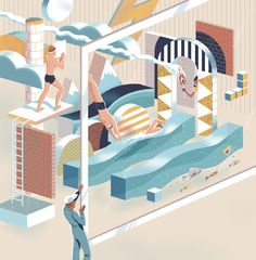 """Check out this @Behance project: """"Adobe illustrations"""" https://www.behance.net/gallery/40300665/Adobe-illustrations"""