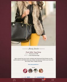 """In case you haven't been on your instagram (@JacquelineJax) lately, fashionistas from all over the globe have been taking their fashion blogging to the next level. Fun apps like Poshmark have been popping with excitement as fellow fashion addicts leave their """"mark"""" by posting """"posh"""" pieces for sale right from their own style wardrobes. Now how's that for fashion culture? With these apps, you can view and buy fashion from bloggers all over the world."""