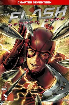 The Flash - Season Zero #1 - 17
