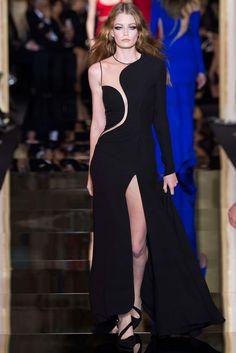 Atelier Versace Spring 2015 Couture Collection Photos - Vogue