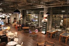 The Unlikely Expat: Cafe Pick: The Design Museum