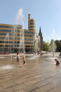 Place Flagey, Brussels, BE