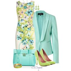 Finnally Spring Is Here by ccroquer on Polyvore featuring moda, Wallis, Salvatore Ferragamo, Shoe Republic LA, Matterial Fix and Ippolita