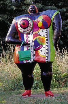 les-nanas | Niki de Saint Phalle