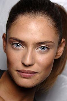 bianca balti clean face makeup