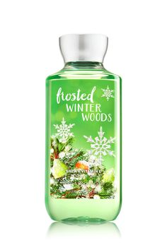 Frosted Winter Woods Shower Gel - Signature Collection - Bath & Body Works