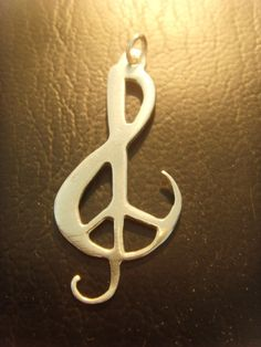 1969 Woodstock Music Festival Necklace '69 Jimi by silver999, $24.99