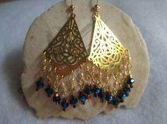Ancient Egyptian Earrings #Fashion