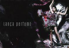 VESTIDO Isabeli Fontana para Lança Perfume S / S 2010
