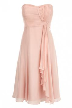 SYMPHONY SHORT DRESS  this would be hot for the 2013 Heart Works Gala!!