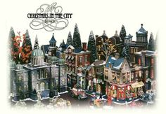 Google Image Result for http://www.lightfootmanor.com/images/d56_xmas_in_the_city_scene.jpg