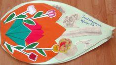 Freinet.Nk: A Freinet pedagógiáról dióhéjban 5.rész :  A termé... Pot Holders, Origami, Hot Pads, Potholders, Origami Paper, Origami Art