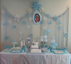 Frozen Disney Birthday Party Ideas Birthdays Frozen party and