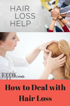 Are you noticing more hair than usual on your pillow or shower drain? Is your scalp beginning to peak through your hair? Does your part look wider than normal? Unfortunately, you may be suffering from hair loss.  Thinning hair can be detrimental to one's self-esteem, but it doesn't have to be the end of the world. Keeping reading to learn ways to deal with hair loss, build your confidence, and find others dealing with the same issue.
