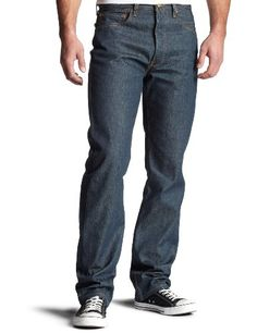 Levi's Males's Large/Tall 501 Shrink-to-Match Jean
