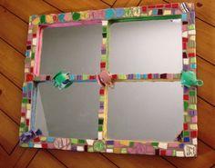 Another Fiestaware mirror