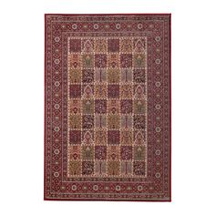 """IKEA - VALBY RUTA, Rug, low pile, 6 ' 7 """"x9 ' 10 """", , Durable, stain resistant and easy to care for since the rug is made of synthetic fibers."""