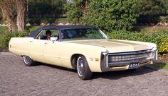 21. 1971 Chrysler Imperial LeBaron 2-door Hardtop